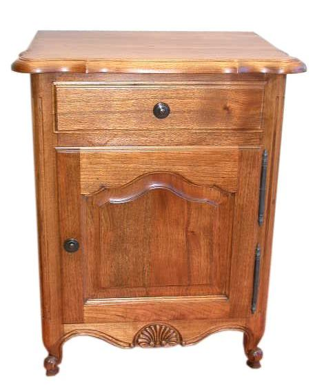 bedside cabinet - french provincial furniture
