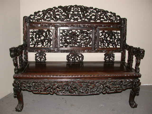 Chair- Oriental Antique Furniture