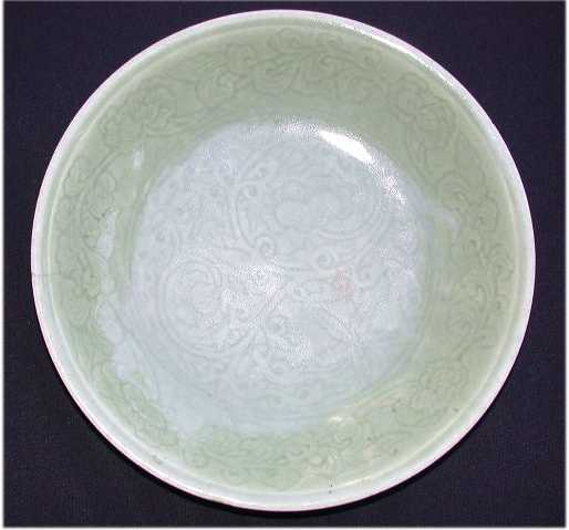 plate - Oriental Antique