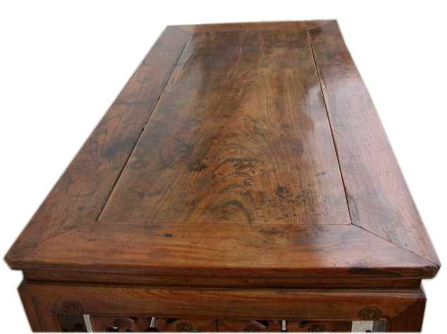 Antique Chinese Painting Table