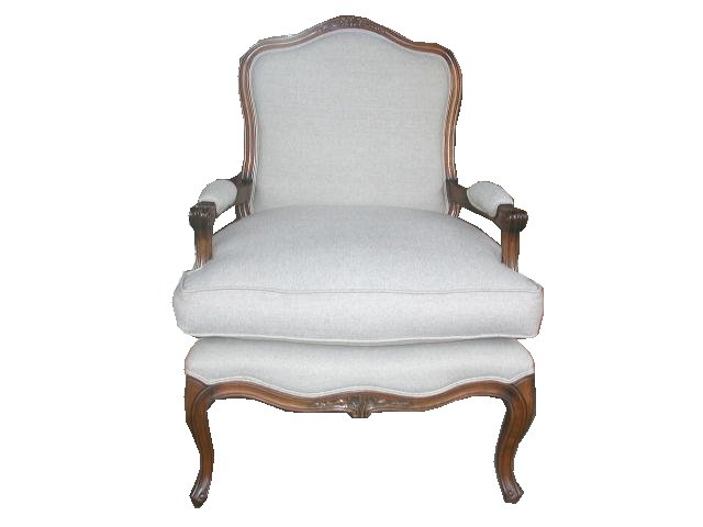 French bergere Chair - French Provincial Furniture - Sydney, Australia