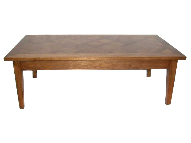 Provence Coffee Table  in Walnut